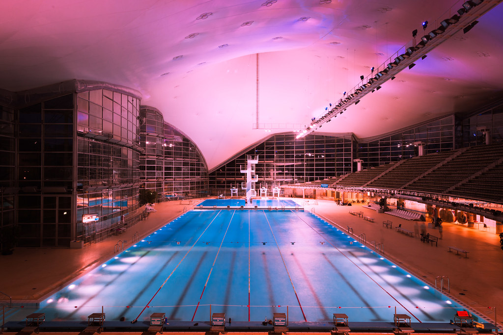olympic swimming pool munich by mfellnerphoto - Olympic Swimming Pool 2013