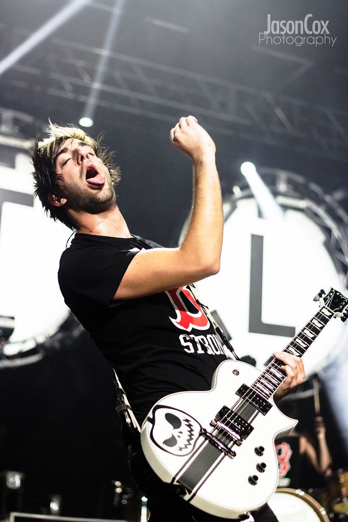 Spring Fever Tour All Time Low