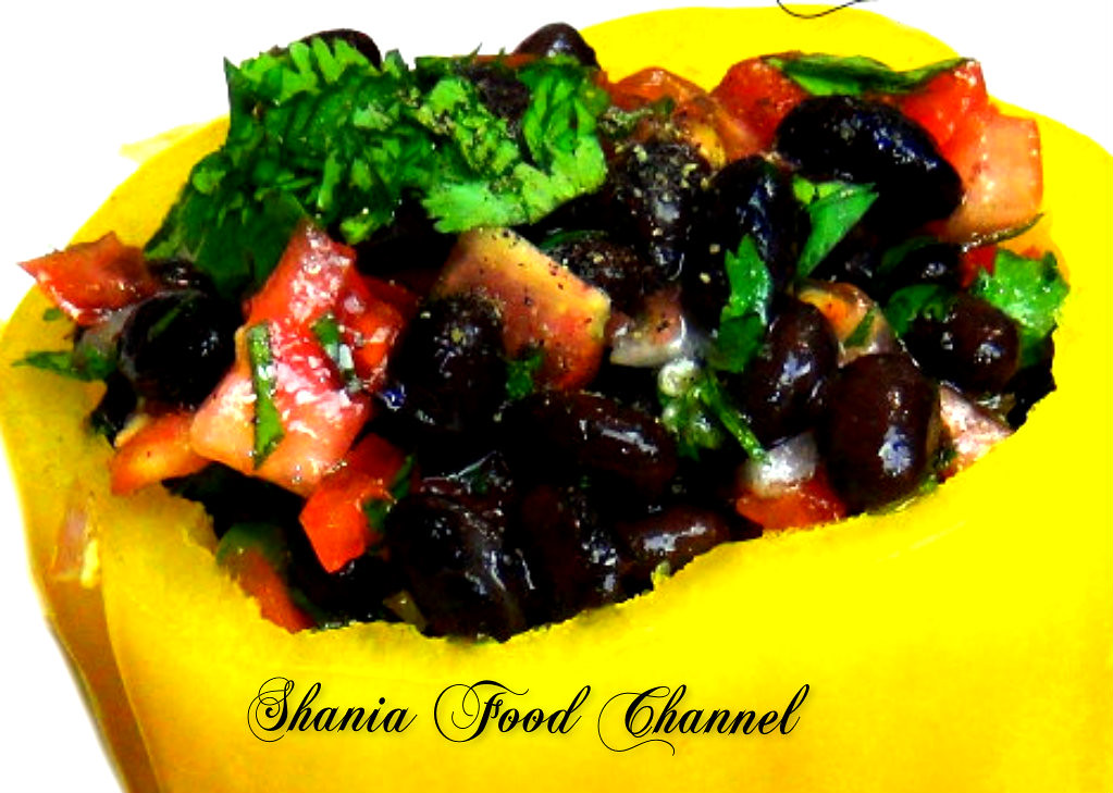 Black bean salsa this photo is from my youtube channel s flickr black bean salsa by shania food channel forumfinder Gallery