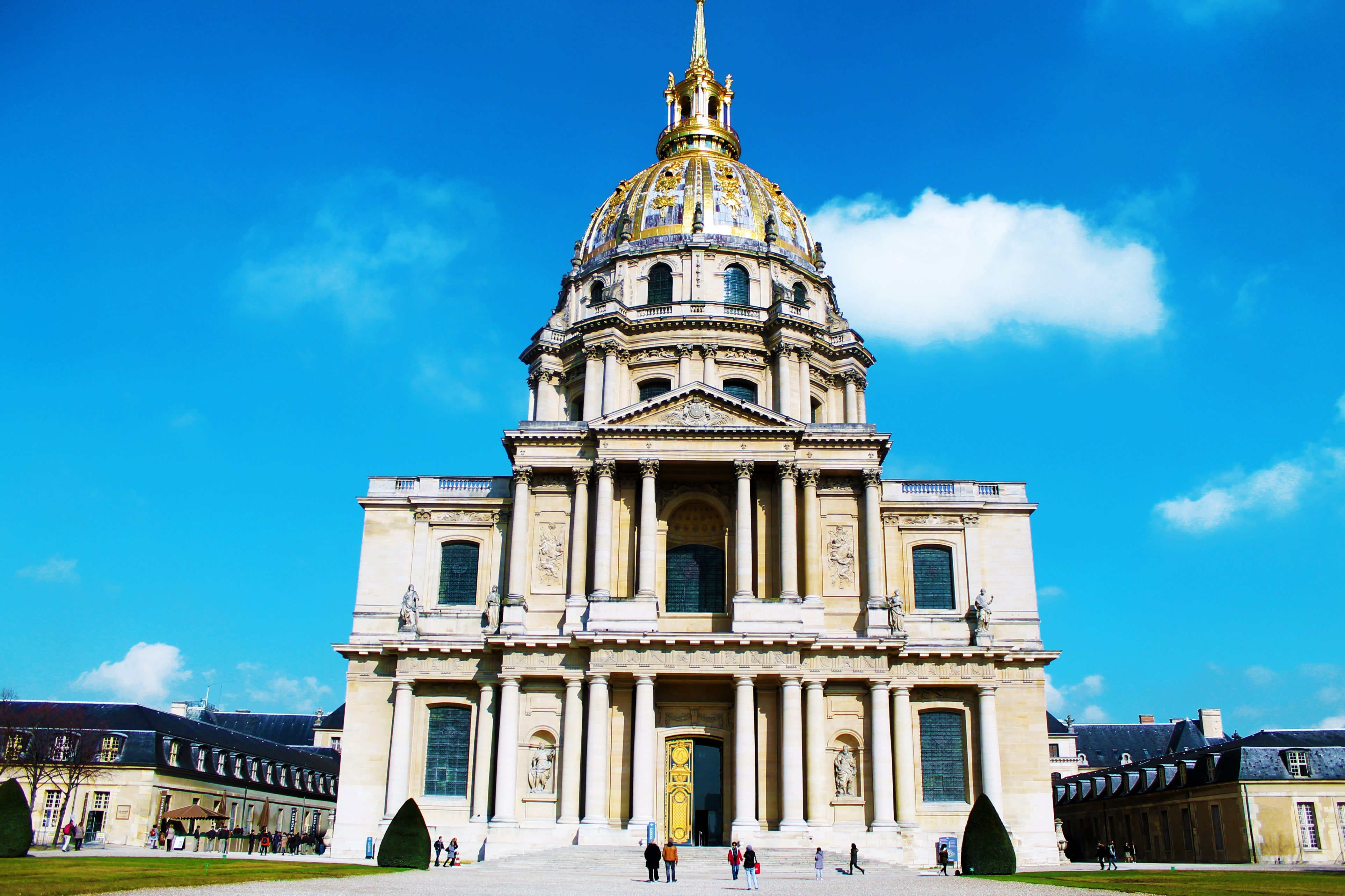 Visita ao Hôtel National des Invalides Paris