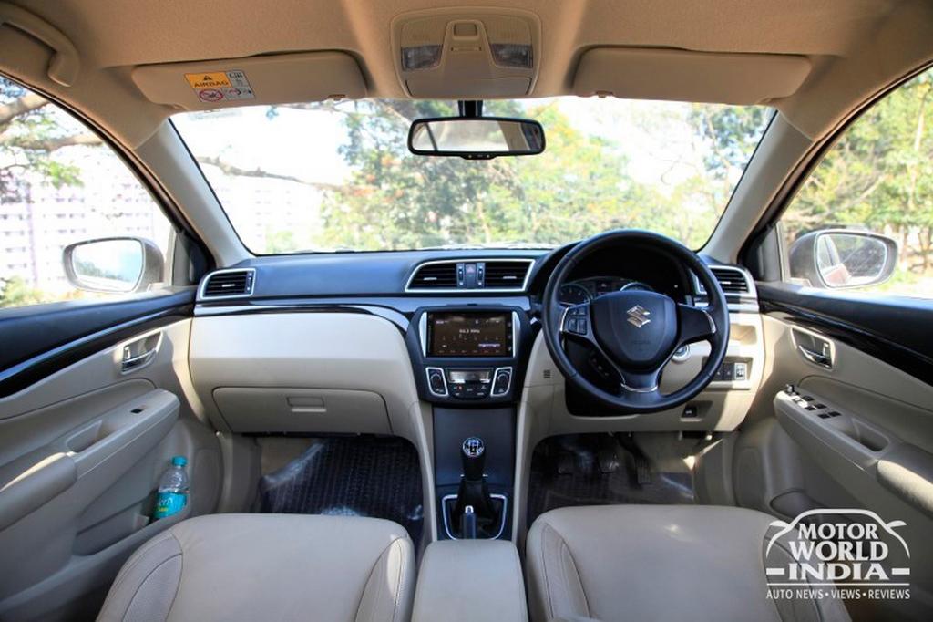 Maruti-Suzuki-Ciaz-Interior-Dashboard