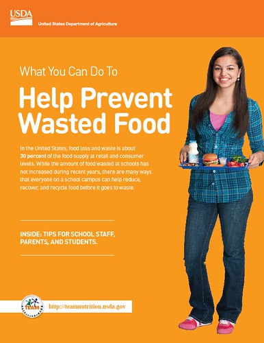 What You Can Do to Help Prevent Wasted Food cover