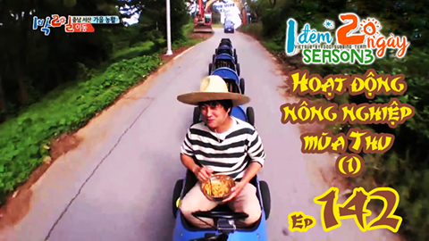 [Vietsub] 2 Days 1 Night Season 3 Ep 142