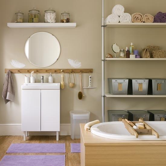 IKEA Open Shelves Bathroom | www.housetohome.co.uk/ & www.ho… | Flickr