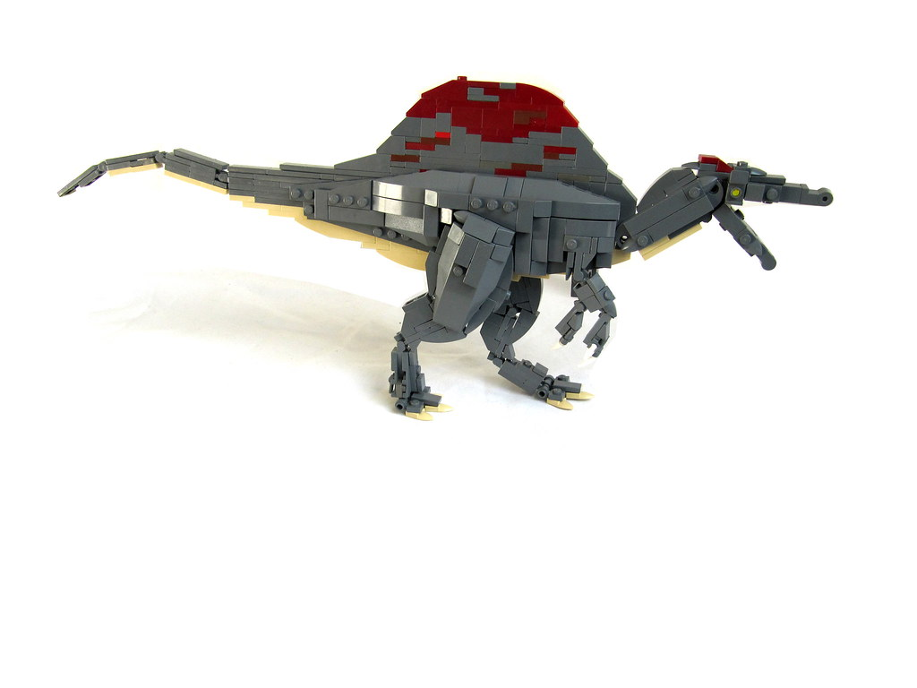 Spinosaurus this was originally made for the 2013 - Lego spinosaurus ...