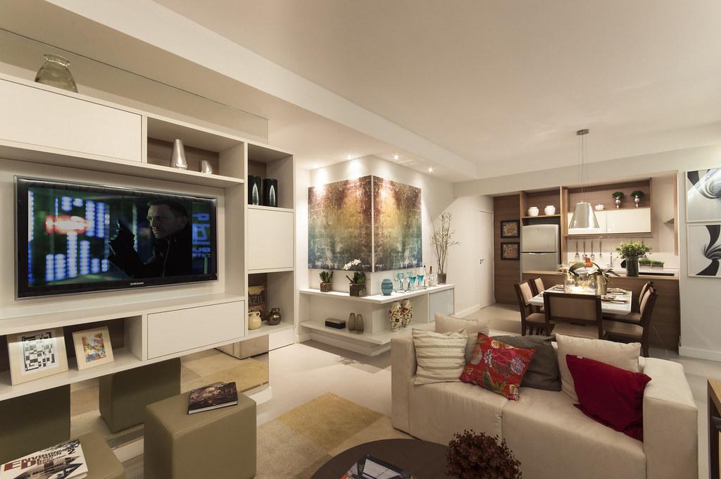 Apartamento Decorado | @favarojr ACS Incorporadora Para ...