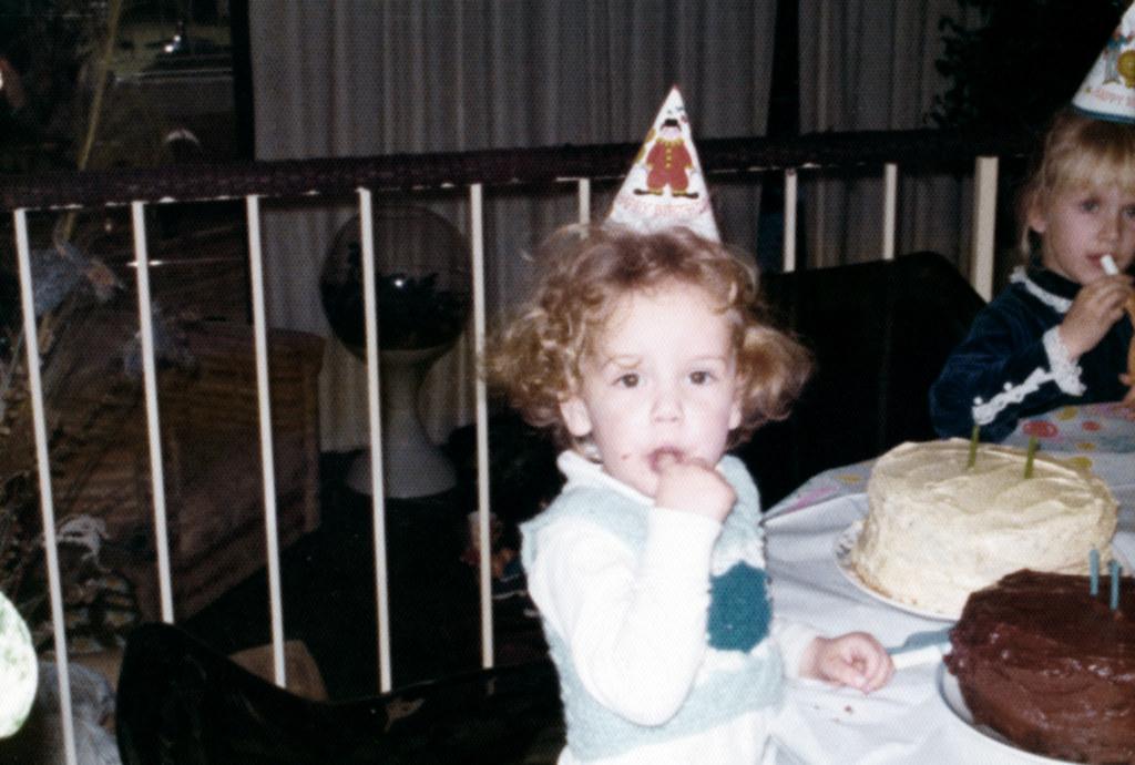 Clue Birthday Cake