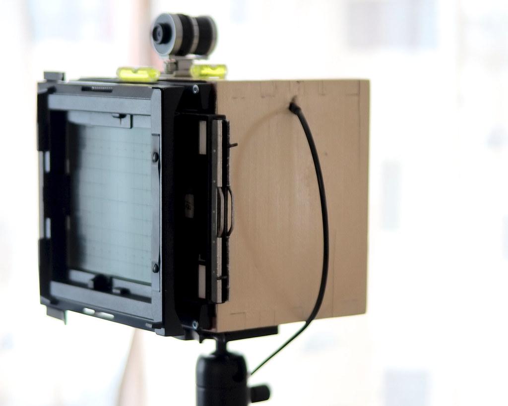 DIY 4x5 Pinhole Camera 3