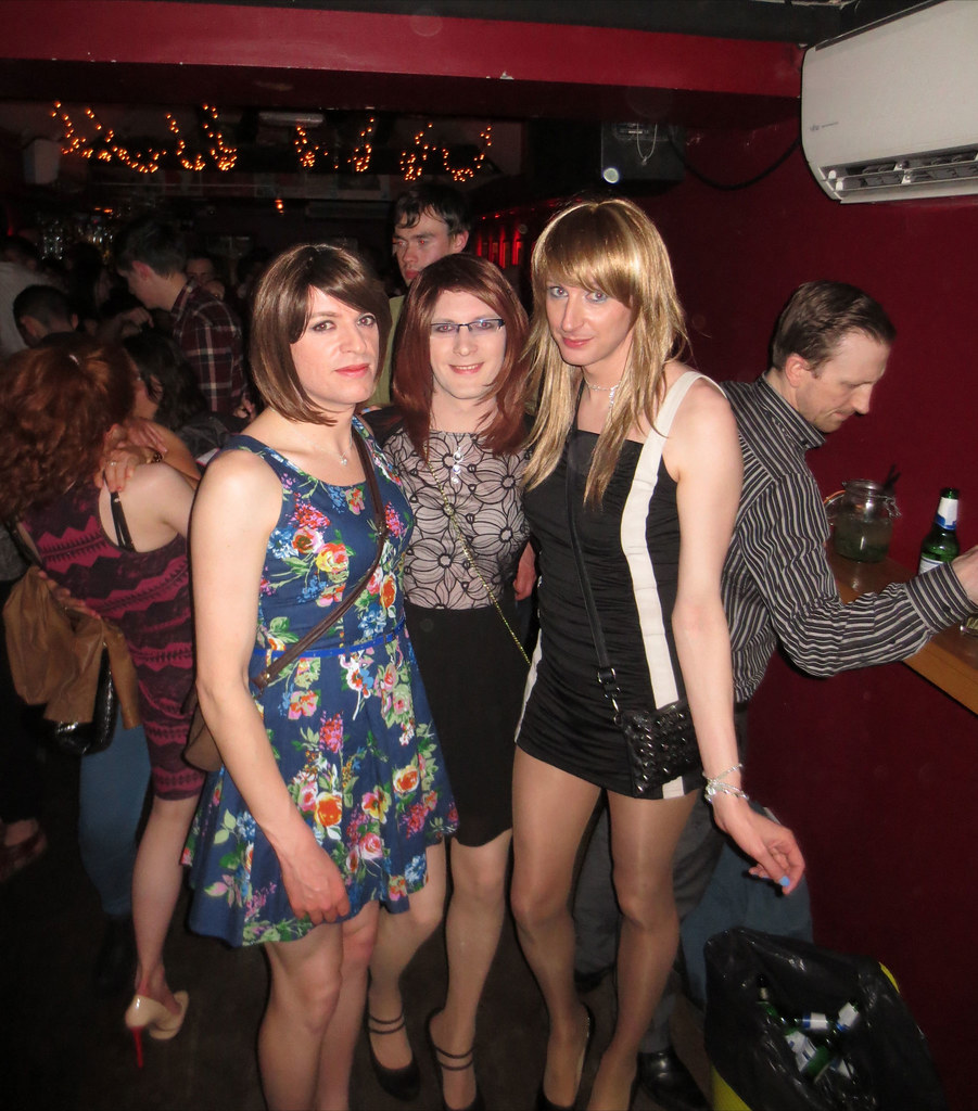 Leeds First Friday Myself Caroline And Laura Love