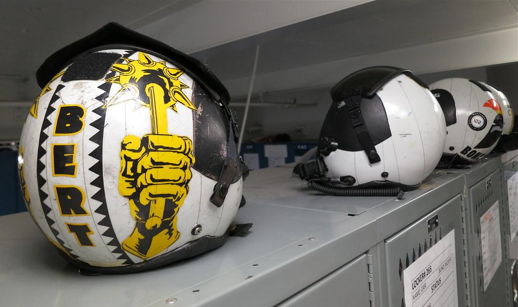 Navy Flight Helmets   ...