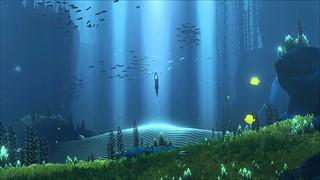 Состоялся релиз подводного приключения ABZÛ для PS4