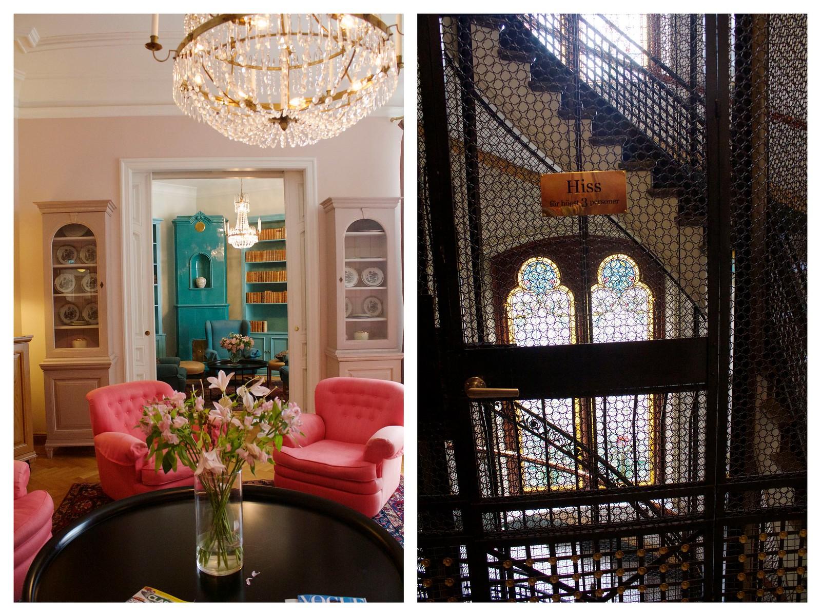 Hotell Drottning Kristina Stockholm