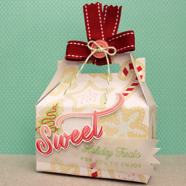Sweet Holiday Treats Box