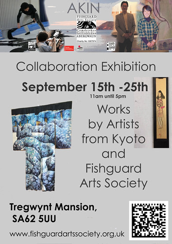 Collaboration poster Small | by Fishguard Arts Society