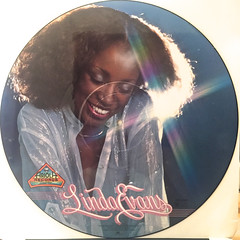 LINDA EVANS:DON'T YOU NEED(RECORD SIDE-A)