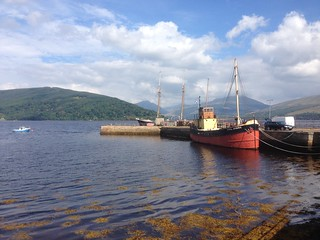 Loch Fyne at Inveraray