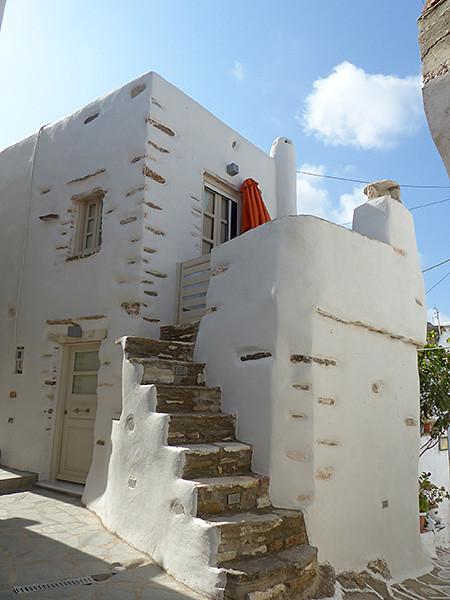 maison blanche Lefkes