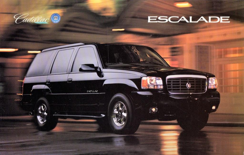1999 Cadillac Escalade Alden Jewell Flickr