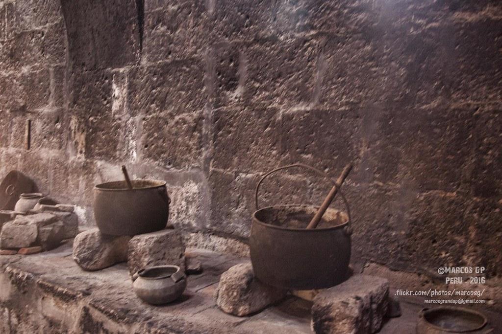 La vieja cocina _1087 | Convento Santa catalina de Siena. Ar… | Flickr