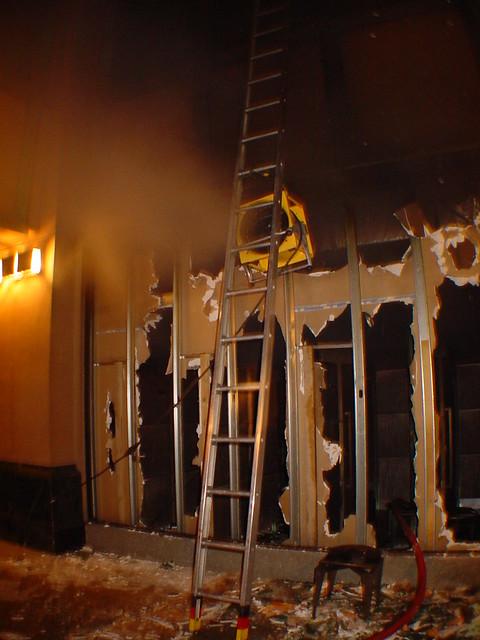 Incendio Tiendas Falabella