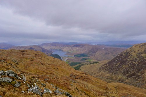 Looking down to Loch Long | by Nick Bramhall