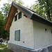 Finish Plaster in Progress on Strawbale Cottage