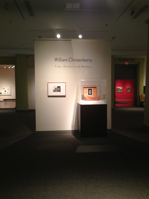 William Christenberry: Time, Distance, and Memory at Huntsville Museum of Art, Huntsville AL