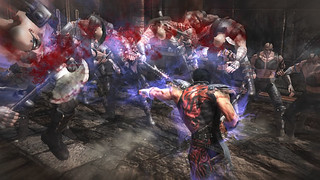 Hokotu No Ken - Fist of the North Star : Ken's Rage 2 - fight