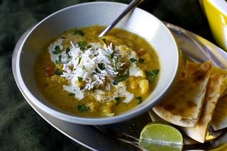 Indian Spiced Cauliflower Soup Smitten Kitchen