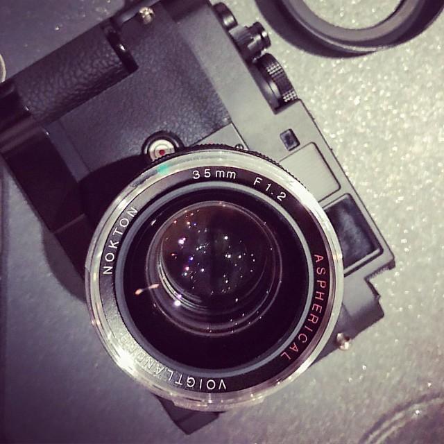 Voigtlander Nokton 35mm F1.2 ASPH II 廉價大光圈的味道