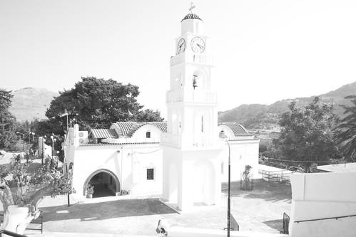 Mother Tsampika monastery