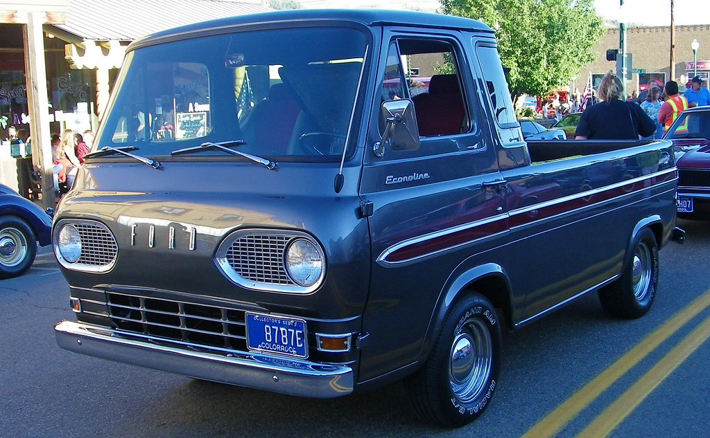 1965 Ford Falcon Econoline Pickup Truck Coconv Flickr
