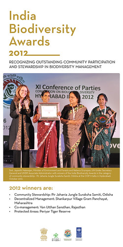 India Biodiversity Awards | by UNDP in India
