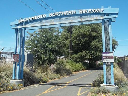 Sacramento Northern Bikeway