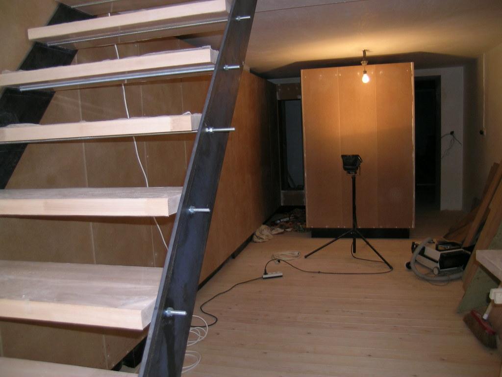 adams am nagement d 39 un sous sol en chambre coucher creativ db flickr. Black Bedroom Furniture Sets. Home Design Ideas