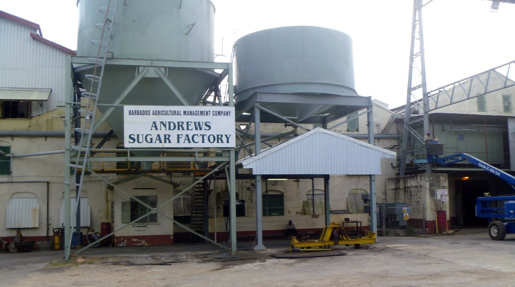 Andrews Sugar Factory One Of Two Left On Barbados After A Flickr