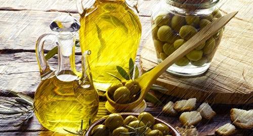 Manfaat Olive Oil Untuk Diabetes