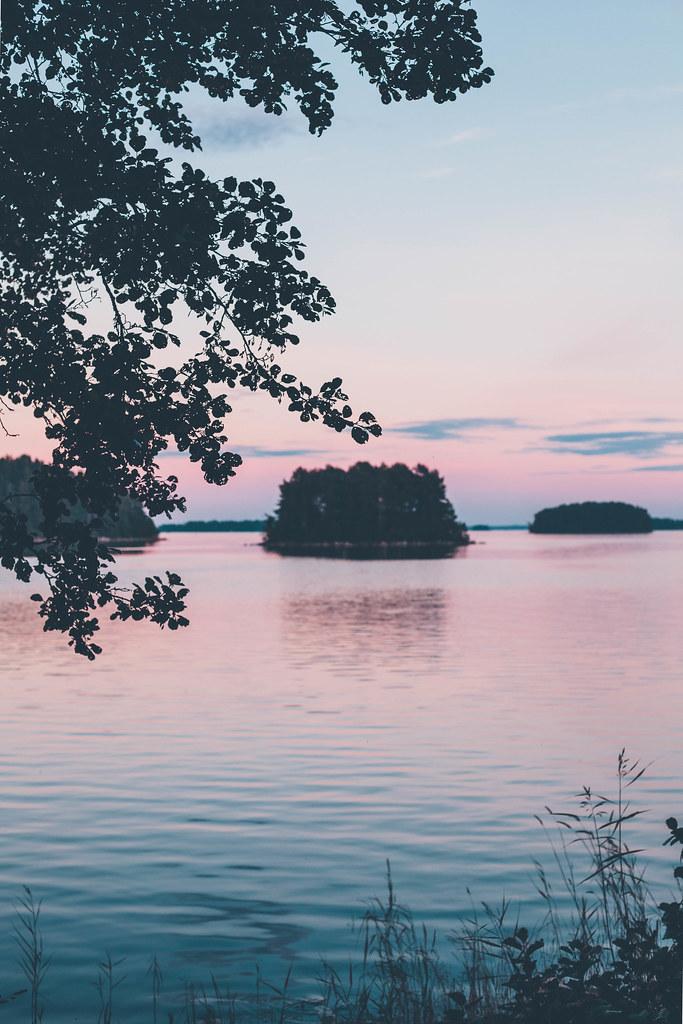 Solnedgång - Evelinas Ekologiska