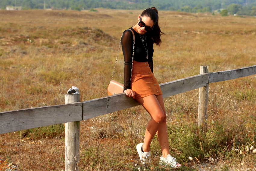 falda-botones-camel
