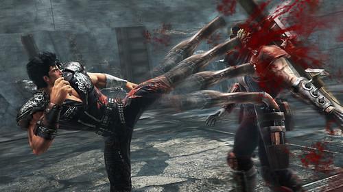 Hokotu No Ken - Fist of the North Star : Ken's Rage 2 - Aaaaatatatatata