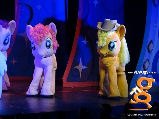 My Little Pony - Guadalajara, Mex. (2 - Oct - 2016)