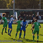 Gorleston FC v Barking FC - Saturday October 22nd 2016
