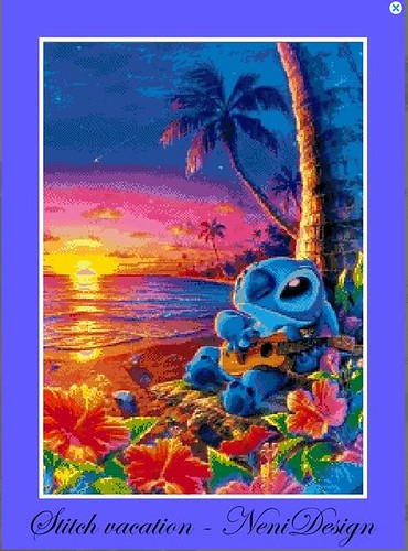 Stitch Vacation