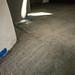 Slip-Soaked Burlap Between Earthen Floor Layers One and Two