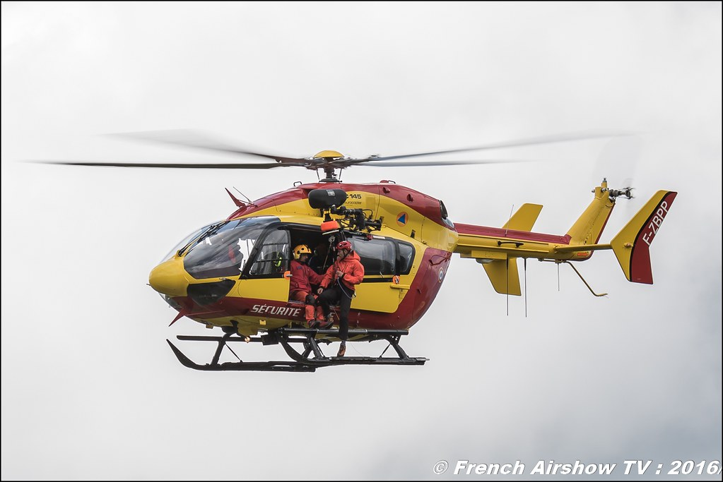 EC-145 F-ZBPP , Sécurité civile , hélico , Meribel Air Show , 2016 , meribel airshow , les 3 vallees , Méribel LFKX/MFX