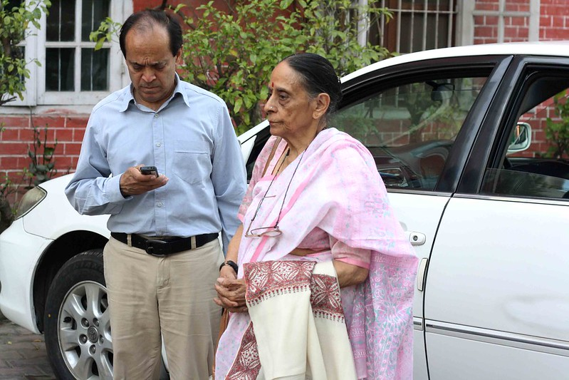 Netherfield Ball – Retired Chief Justice Leila Seth, The Empress of Delhi's Book Launches