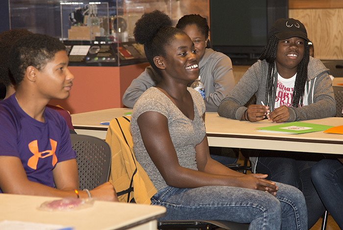 African American students encouraged to pursue STEAM fields