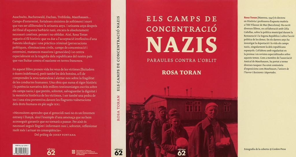 TORAN, Rosa. Els camps de concentració nazis. Paraules contra l'oblit. Barcelona: Edicions 62, 2005.
