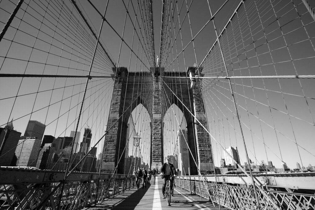 Brooklyn Bridge h 1