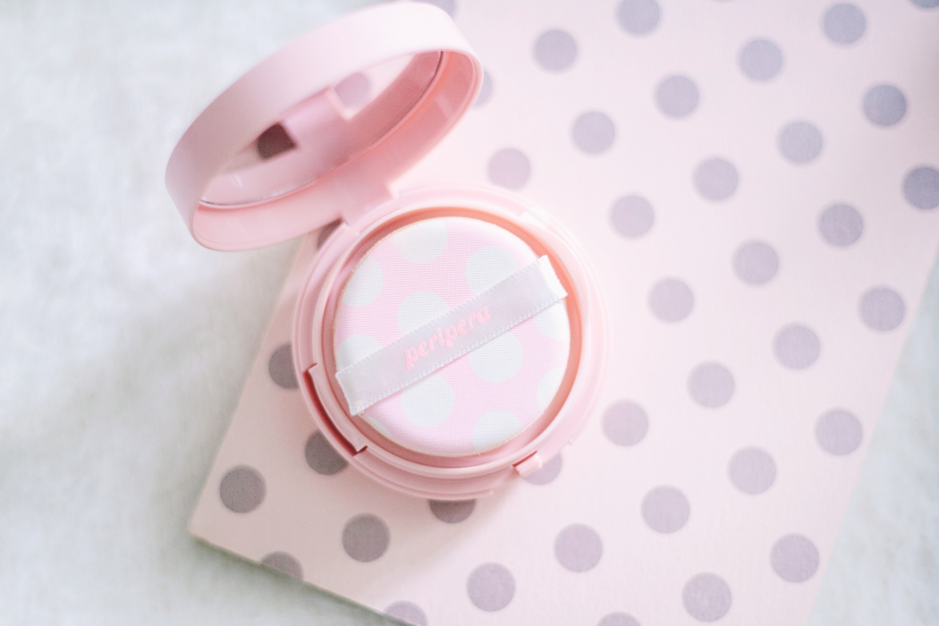 PERIPERA Inklasting Pink Cushion #2 Pink Beige | chainyan.co